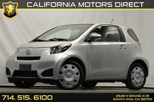 2012 Scion iQ  Carfax 1-Owner Audio  Auxiliary Audio Input Audio  Premium Sound System Conven
