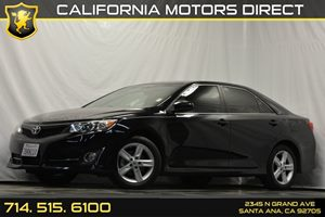 2013 Toyota Camry SE Carfax 1-Owner Air Conditioning  AC Audio  Auxiliary Audio Input Conven