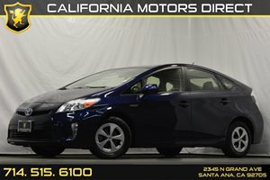 2013 Toyota Prius Two Carfax 1-Owner - No Accidents  Damage Reported to CARFAX Audio  Auxiliary