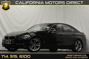 2013 BMW 3 Series 328i Carfax 1-Owner - No Accidents  Damage Reported to CARFAX Audio  Auxiliar