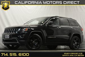 2014 Jeep Grand Cherokee Limited Carfax 1-Owner - No Accidents  Damage Reported to CARFAX Air Co