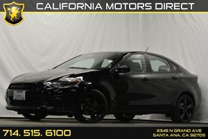 2015 Dodge Dart SXT Carfax 1-Owner - No Accidents  Damage Reported to CARFAX Convenience  Secur