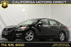 2013 Nissan Altima 25 SV Carfax 1-Owner Audio  Auxiliary Audio Input Convenience  Back-Up Cam