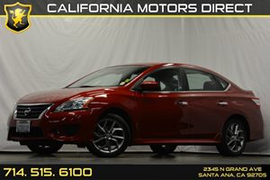 2013 Nissan Sentra SR Carfax 1-Owner - No Accidents  Damage Reported to CARFAX 6040 Split Fold-