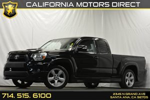 2012 Toyota Tacoma X-Runner Carfax 1-Owner Audio  Auxiliary Audio Input Audio  Premium Sound S