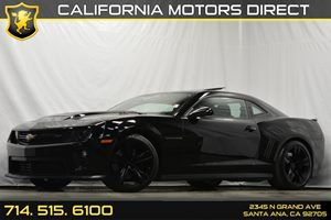 2013 Chevrolet Camaro ZL1 Carfax 1-Owner Convenience  Back-Up Camera Convenience  Heads-Up Dis