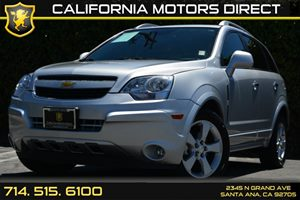 2014 Chevrolet Captiva Sport Fleet LTZ Carfax 1-Owner 4 Cylinders Audio  Auxiliary Audio Input