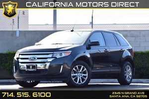 2013 Ford Edge SEL Carfax 1-Owner Audio  Auxiliary Audio Input Convenience  Rear Parking Aid