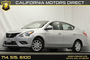 2015 Nissan Versa S Carfax 1-Owner - No Accidents  Damage Reported to CARFAX Audio  Auxiliary A