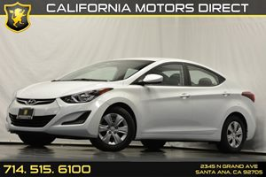2016 Hyundai Elantra SE Carfax 1-Owner - No Accidents  Damage Reported to CARFAX Audio  Auxilia