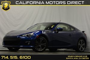2013 Subaru BRZ Limited Carfax 1-Owner Audio  Auxiliary Audio Input Convenience  Keyless Start