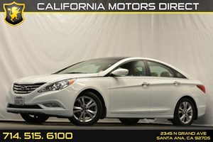 2013 Hyundai Sonata Limited Carfax 1-Owner - No Accidents  Damage Reported to CARFAX Audio  Aux