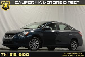 2013 Nissan Sentra SV Carfax 1-Owner - No Accidents  Damage Reported to CARFAX Audio  Auxiliary