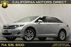 2013 Toyota Venza LE Carfax 1-Owner Audio  Auxiliary Audio Input Convenience  Trip Computer C