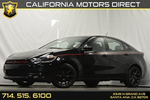 2015 Dodge Dart SXT Carfax 1-Owner - No Accidents  Damage Reported to CARFAX Analog Display Aud