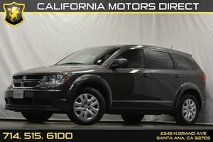 2015 Dodge Journey American Value Pkg Carfax 1-Owner 43 Touch Screen Display Audio  Auxiliar