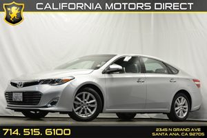 2013 Toyota Avalon XLE Carfax 1-Owner Audio  Auxiliary Audio Input Convenience  Automatic Head
