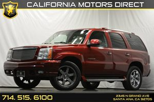 2002 Cadillac Escalade  Carfax Report Convenience  Rear Parking Aid Convenience  Security Syst