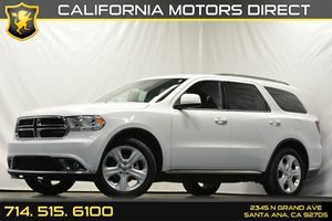 2014 Dodge Durango SXT Carfax 1-Owner - No Accidents  Damage Reported to CARFAX Audio  Auxiliar