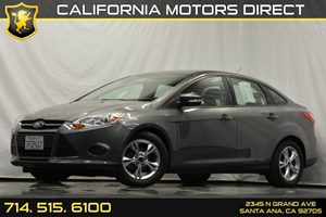 2014 Ford Focus SE Carfax 1-Owner - No Accidents  Damage Reported to CARFAX Analog Display Audi