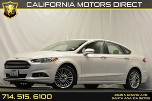 2014 Ford Fusion SE Carfax 1-Owner Audio  Auxiliary Audio Input Convenience  Security System