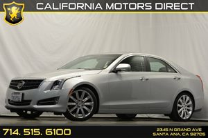 2013 Cadillac ATS Premium Carfax 1-Owner - No Accidents  Damage Reported to CARFAX Audio  Auxil