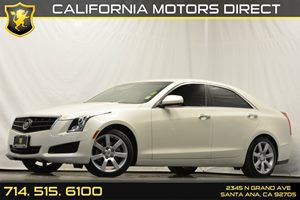 2013 Cadillac ATS  Carfax 1-Owner - No Accidents  Damage Reported to CARFAX Audio  Auxiliary Au