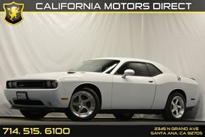 2011 Dodge Challenger RT Carfax 1-Owner Air Conditioning  AC Audio  Auxiliary Audio Input C