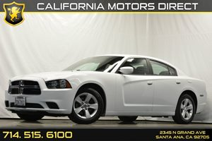 2014 Dodge Charger SE Carfax 1-Owner Analog Display Audio  Auxiliary Audio Input Convenience