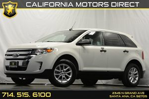 2013 Ford Edge SE Carfax 1-Owner Convenience  Steering Wheel Audio Controls Convenience  Trip