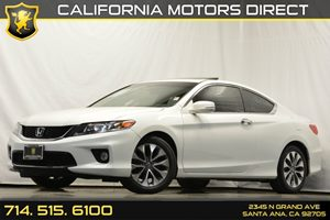 2013 Honda Accord Cpe EX Carfax 1-Owner Audio  Auxiliary Audio Input Convenience  Back-Up Came