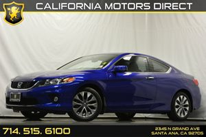 2014 Honda Accord Coupe EX Carfax 1-Owner Audio  Auxiliary Audio Input Convenience  Back-Up Ca