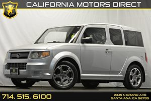 2008 Honda Element SC Carfax Report - No Accidents  Damage Reported to CARFAX Air Conditioning