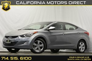 2013 Hyundai Elantra GLS Carfax 1-Owner - No Accidents  Damage Reported to CARFAX Audio  Satell