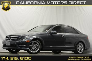 2013 MERCEDES C250 Sport Sedan Carfax 1-Owner Audio  Auxiliary Audio Input Convenience  Cruise