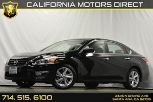 2013 Nissan Altima 25 SV Carfax 1-Owner - No Accidents  Damage Reported to CARFAX Audio  Auxil