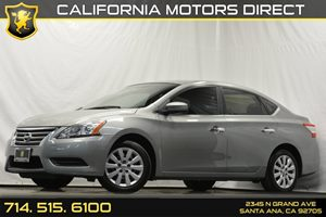 2013 Nissan Sentra SV Carfax 1-Owner - No Accidents  Damage Reported to CARFAX Air Conditioning