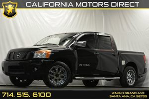 2008 Nissan Titan SE Carfax Report - No Accidents  Damage Reported to CARFAX Convenience  Secur