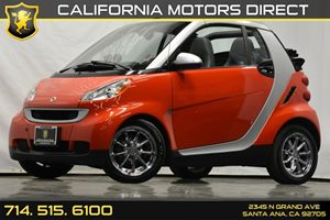 2008 Smart fortwo  Carfax Report - No Accidents  Damage Reported to CARFAX Audio  Auxiliary Aud