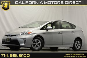 2013 Toyota Prius One Carfax 1-Owner Audio  Auxiliary Audio Input Convenience  Keyless Start