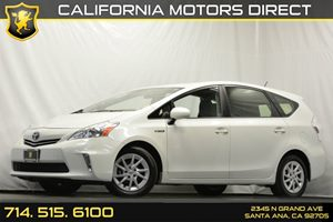 2013 Toyota Prius v Two Carfax 1-Owner Convenience  Back-Up Camera Convenience  Engine Immobil