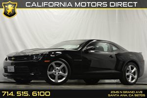 2015 Chevrolet Camaro SS Carfax 1-Owner Audio  Auxiliary Audio Input Convenience  Back-Up Came
