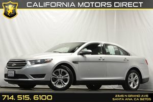 2014 Ford Taurus SEL Carfax 1-Owner Analog Display Audio  Auxiliary Audio Input Convenience