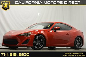 2015 Scion FR-S  Carfax 1-Owner - No Accidents  Damage Reported to CARFAX Analog Display Audio