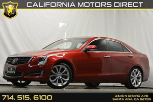 2013 Cadillac ATS Premium Carfax 1-Owner - No Accidents  Damage Reported to CARFAX Convenience
