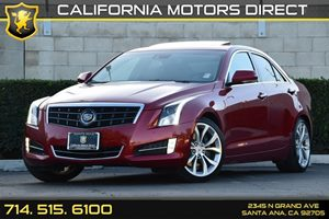 2013 Cadillac ATS Premium Carfax 1-Owner - No Accidents  Damage Reported to CARFAX Cold Weather