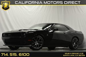 2015 Dodge Challenger RT Scat Pack Carfax 1-Owner 84 Touchscreen Display Audio  Auxiliary A