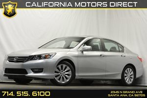 2013 Honda Accord Sdn EX Carfax 1-Owner Air Conditioning  AC Audio  Auxiliary Audio Input Co
