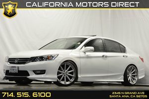 2013 Honda Accord Sdn EX-L Carfax Report - No Accidents  Damage Reported to CARFAX Audio  Auxil