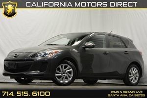2013 Mazda Mazda3 i Touring Carfax 1-Owner Air Conditioning  AC Audio  Auxiliary Audio Input